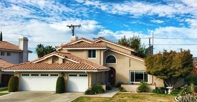 13002 Monterey Drive, Yucaipa, CA 92399 - #: EV18269365