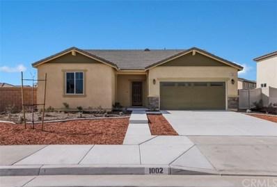 1002 Bordeaux Lane, San Jacinto, CA 92582 - #: EV19002761