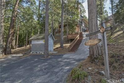 527 Rainier Road, Lake Arrowhead, CA 92352 - #: EV19066658