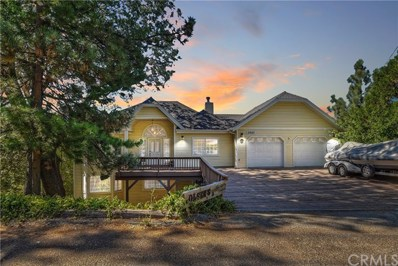27663 St Bernard Lane, Lake Arrowhead, CA 92352 - #: EV19203287