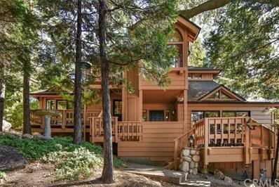 27600 Cedarwood Drive, Lake Arrowhead, CA 92352 - #: EV19240273