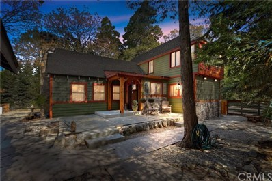 1027 Mile High Road, Twin Peaks, CA 92391 - #: EV19241587