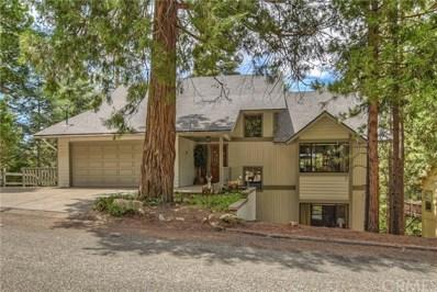119 Grizzly Road, Lake Arrowhead, CA 92352 - #: EV19247542