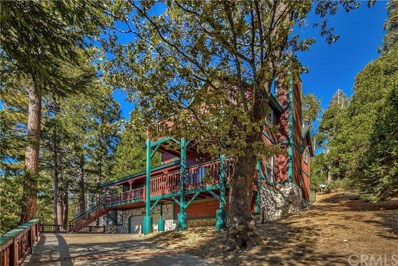 27564 Cedarwood Drive, Lake Arrowhead, CA 92352 - #: EV19248587