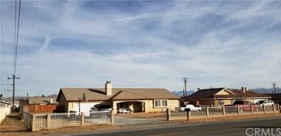 15591 Rancherias Road, Apple Valley, CA 92307 - #: EV20002124