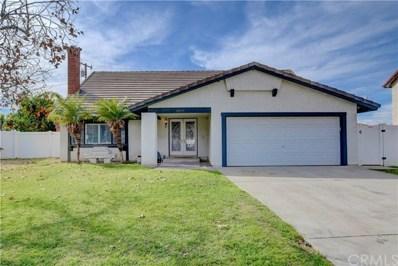12444 Pascal Avenue, Grand Terrace, CA 92313 - #: EV20014578