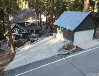 40934 Valley Of The Falls Drive, Forest Falls, CA 92339 - #: EV20032892