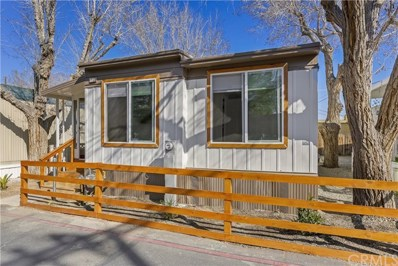 22325 US Highway 18 UNIT 41, Apple Valley, CA 92308 - #: EV20034159