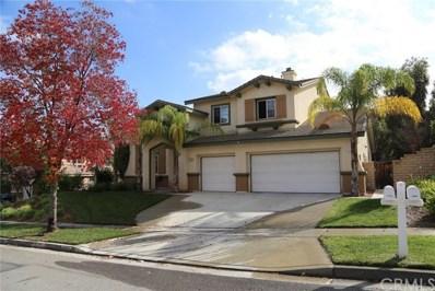 1702 Tamarron Drive, Corona, CA 92883 - #: IG18279580