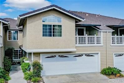 715 S S. Crown Pointe Dr. Drive UNIT 1-6, Anaheim Hills, CA 92807 - #: IG19217522