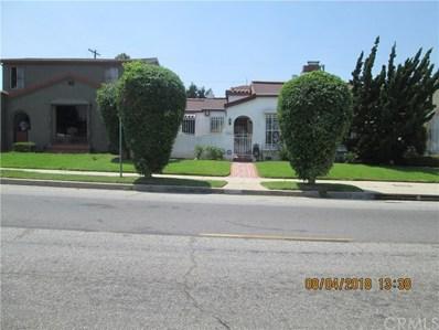 7607 8th Avenue, Los Angeles, CA 90043 - #: IN18196000