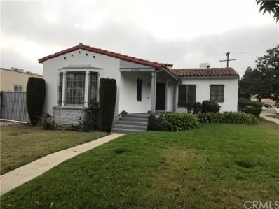 5701 West Boulevard, Los Angeles, CA 90043 - #: IN18259350