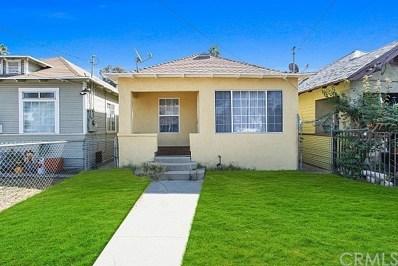 314 S Pecan Street, Los Angeles, CA 90033 - #: IN19240599
