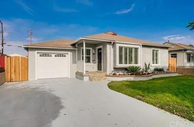 2819 W 144th Street, Gardena, CA 90249 - #: IN19262354