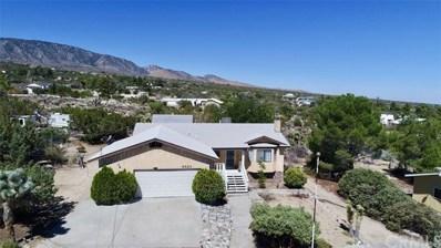 9824 Mountain Road, Pinon Hills, CA 92372 - #: IV18155728