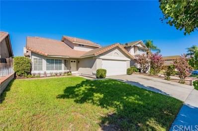 1787 Rockcrest Drive, Corona, CA 92880 - #: IV18223852