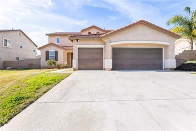12603 Twinberry Drive, Moreno Valley, CA 92555 - #: IV20001954
