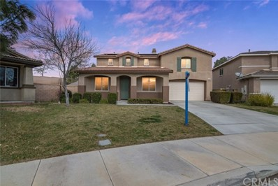 201 Logan Street, Beaumont, CA 92223 - #: IV21046132