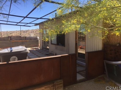 62165 Holiday Way, Joshua Tree, CA 92252 - #: JT18133972