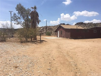 55333 New Dixie Mine Road, also known as Allen Drive, Landers, CA 92284 - #: JT18170734