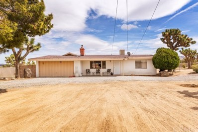 7341 Joshua View Drive, Yucca Valley, CA 92284 - #: JT18184630
