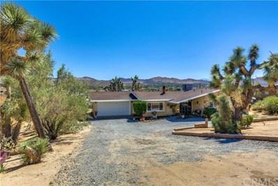 57595 Sierra Way, Yucca Valley, CA 92284 - #: JT18220669