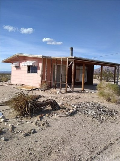 3888 Mountain View Road, 29 Palms, CA 92277 - #: JT18288362
