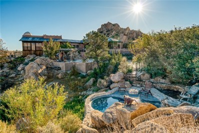 5505 Hakataya Road, Pioneertown, CA 92268 - #: JT19256560