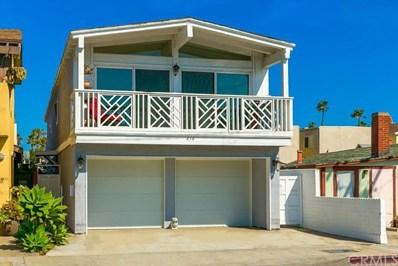 216 21st Street, Newport Beach, CA 92663 - #: LG19144858