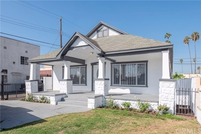 5743 S Wilton Place, Los Angeles, CA 90062 - #: MB18231502