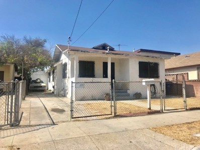 3534 E 2nd Street, County - Los Angeles, CA 90063 - #: MB18232905