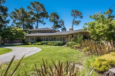 1412 Cantera Court, Pebble Beach, CA 93953 - #: ML81712352