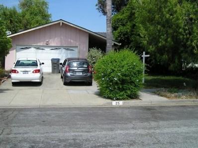 25 GOSFORD Court, San Jose, CA 95139 - #: ML81716792