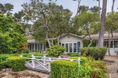 3961 Ronda Road, Pebble Beach, CA 93953 - #: ML81719758