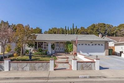 1396 Old Stone Way, San Jose, CA 95132 - #: ML81724437
