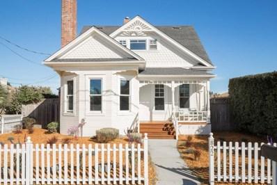 822 Columbia Street, Santa Cruz, CA 95060 - #: ML81726892