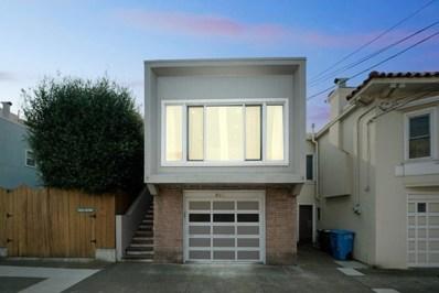 525 Holloway Avenue, San Francisco, CA 94112 - #: ML81731900