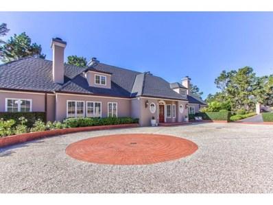3140 Spruance Road, Pebble Beach, CA 93953 - #: ML81734422