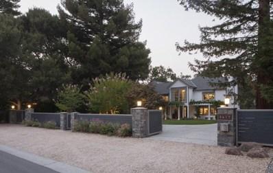 3617 Oak Drive, Menlo Park, CA 94025 - #: ML81740670