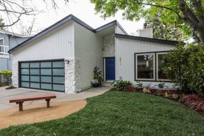 4411 Fair Oaks Avenue, Menlo Park, CA 94025 - #: ML81743786