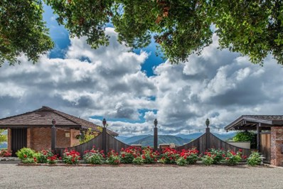 54 Camino De Travesia, Carmel Valley, CA 93924 - #: ML81754104