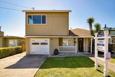 81 Arlington Drive, South San Francisco, CA 94080 - #: ML81789722