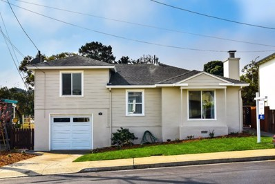 121 Duval Drive, South San Francisco, CA 94080 - #: ML81813563