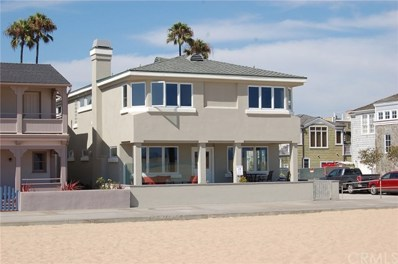 600 W Oceanfront, Newport Beach, CA 92661 - #: NP19146817
