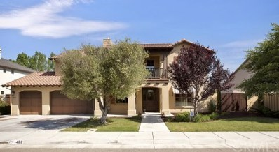 409 Cool Valley Drive, Paso Robles, CA 93446 - #: NS18202906