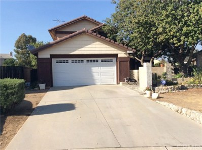 13016 Tioga Pass Court, Moreno Valley, CA 92555 - #: OC18134659