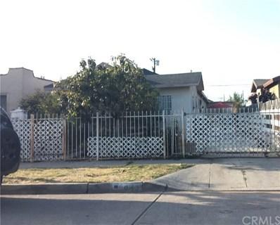 843 E 98th Street, Los Angeles, CA 90002 - #: OC18172415