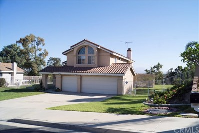2951 Everwood Drive, Riverside, CA 92503 - #: OC18235175