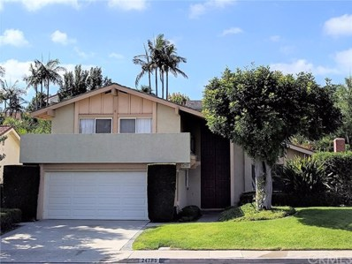 24785 Embajadores Lane, Mission Viejo, CA 92691 - #: OC18239579
