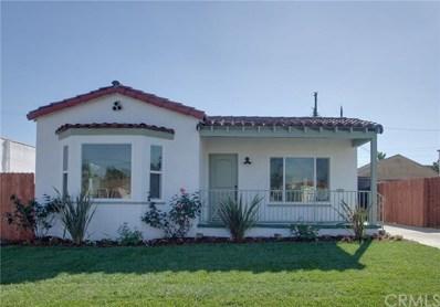 1544 W 93rd Street, Los Angeles, CA 90047 - #: OC18268494